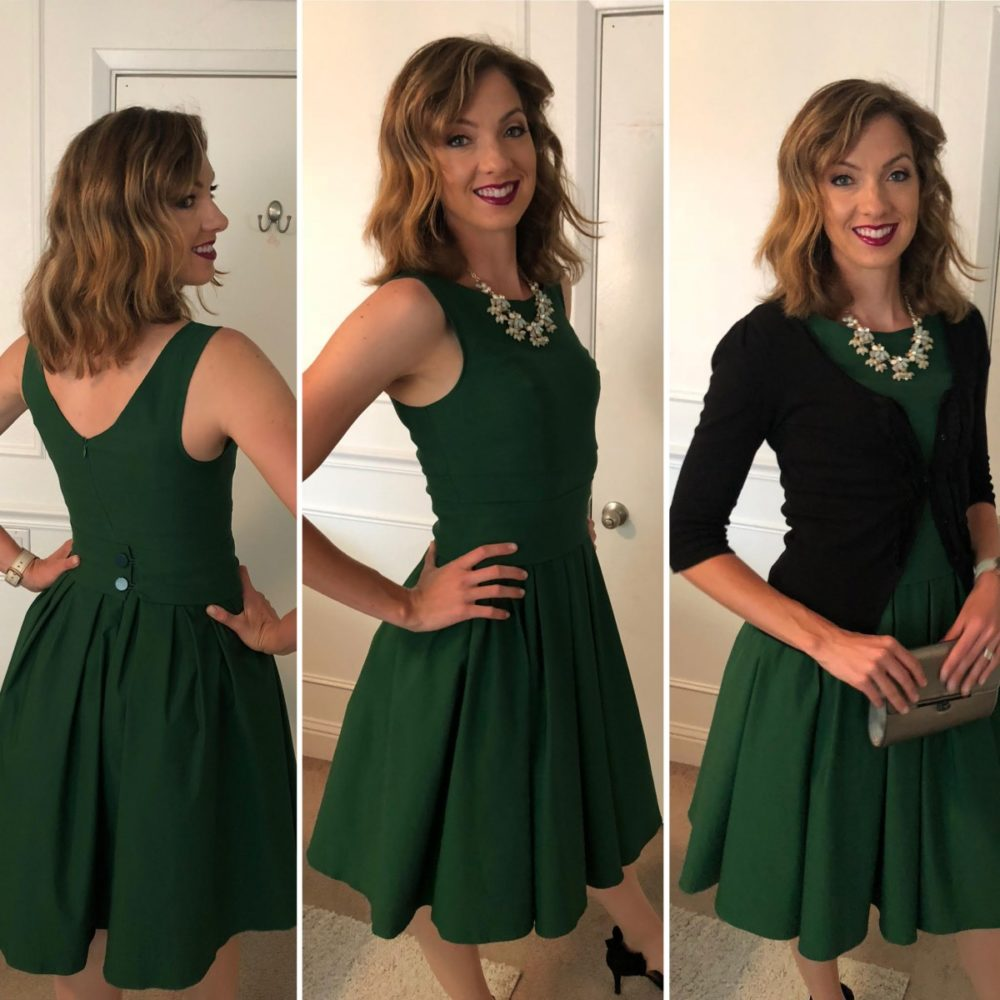 Vintage Dress from Amazon for Tall Women